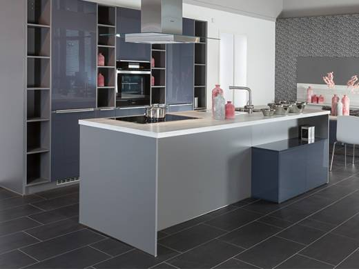 Grey Kitchen | Top Keukens Lisse